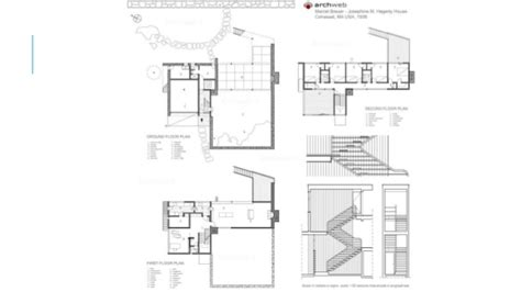 Gropius House Plans House Design Plans Gropius House Plan