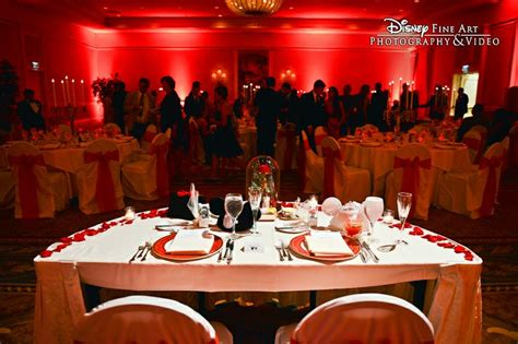 and the beast table setting and the beast inspired table settings disney