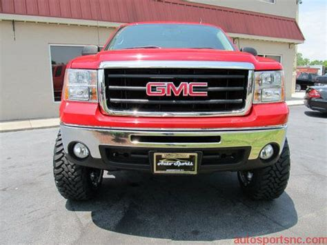 2011 gmc 1500 lifted find used 2011 gmc lifted in kernersville
