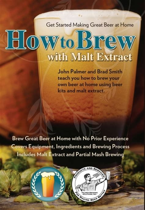 malting at home books how to brew extract and all grain dvd series beersmith