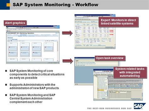sap workflow administrator sap solution manager the new service and support