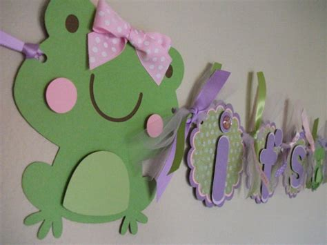 Frog Baby Shower Decorations by Best 25 Frog Baby Showers Ideas On