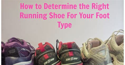 how to what type of running shoe you need fairytales and fitness how to determine the right running