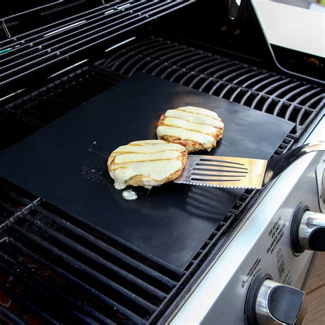 Teflon Grill yumms bbq grilling mat review and baby reviews