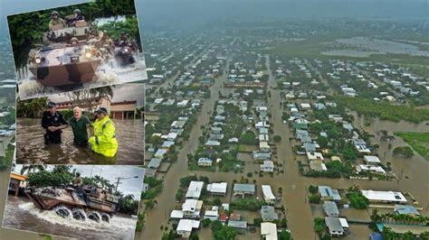 australia townsville flood raises fears  economic