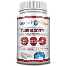 Research Verified Colon Detox Cleanse by Research Verified Carb Blocker Review Is It A Scam Or