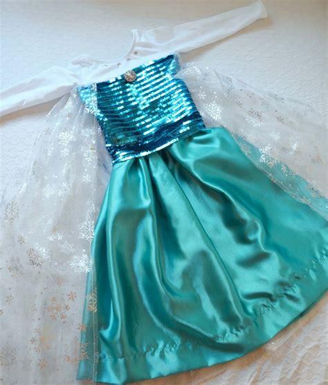 Elsa Costume Handmade - 50 diy frozen costumes lines across