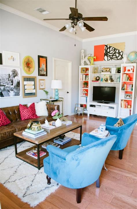 colorful living rooms best 25 eclectic living room ideas on