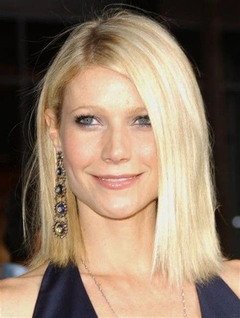 blunt haircuts for fine hair long blunt bob for fine hair hairstyles pinterest