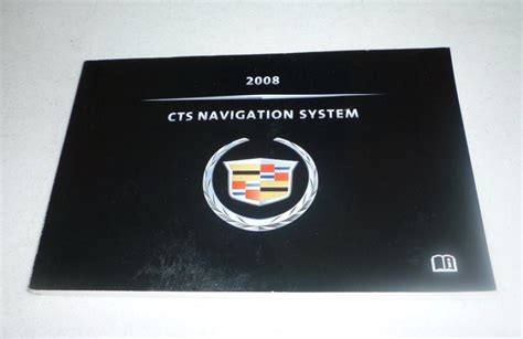 2008 Cadillac Cts Owners Manual by Find 2008 Cadillac Cts Navigation System Owners Manual 08