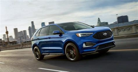 Ford Edge 2020 by 2020 Ford Edge Changes And Release Date 2020 Suvs And