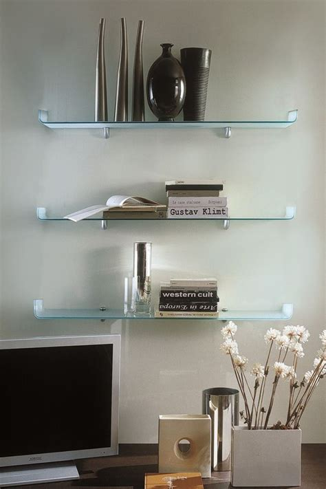glass wall shelves for living room glass shelves for living room home design