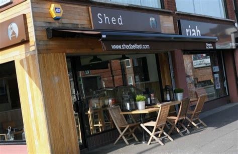 The Shed Ormeau Road by 3 Of The Best Lunch Menus In Belfast