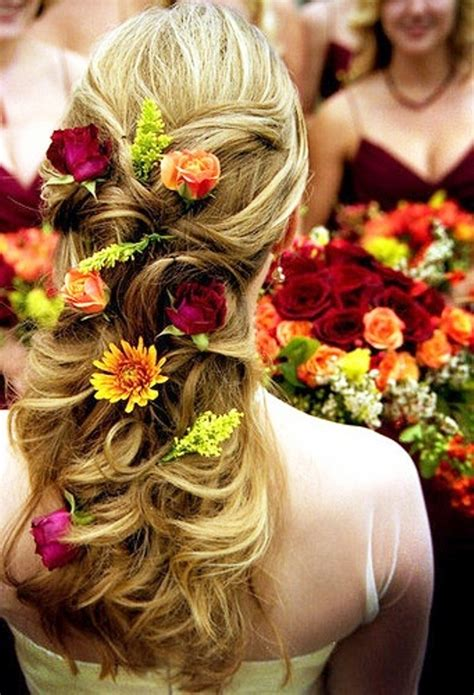absolutely adorable fall wedding hairstyles fave hairstyles