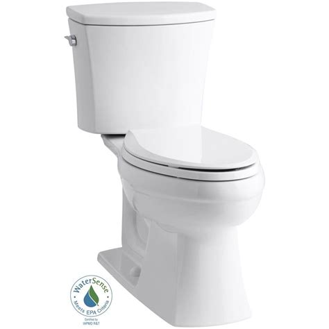 comfort height elongated toilet kohler santa rosa comfort height 1 piece 1 28 gpf compact