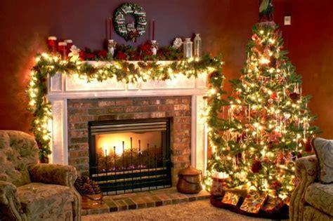 free fireplace christmas photos 90 verbl 252 ffende weihnachtsdeko ideen archzine net