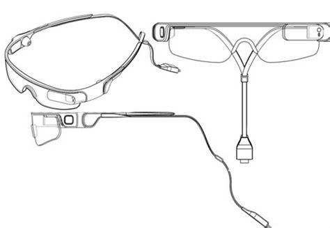 New Produk Kacamata View Glasses samsung luncurkan kaca mata canggih galaxy glass
