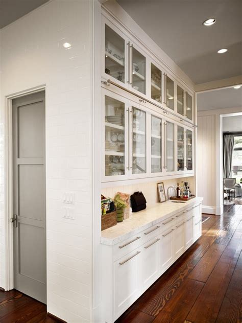 Butlers Pantry Door by Modern Butler S Pantry Kitchen Dillon