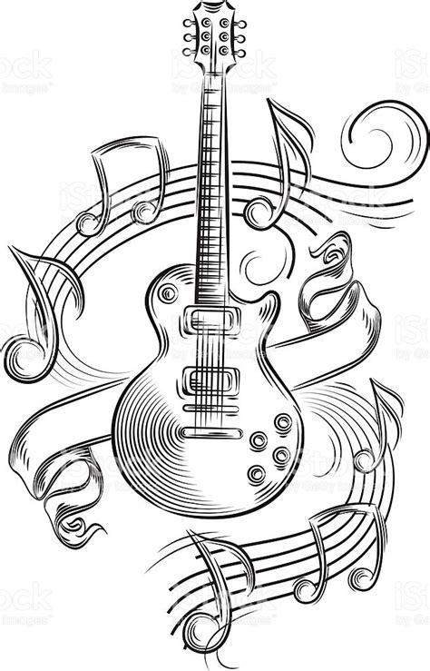 guitar notes stock vector art 472330111 istock