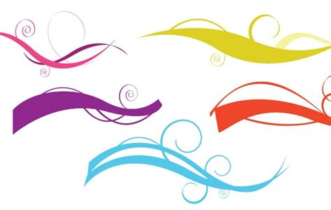 free vector graphics clipart swirls free vector clipart best