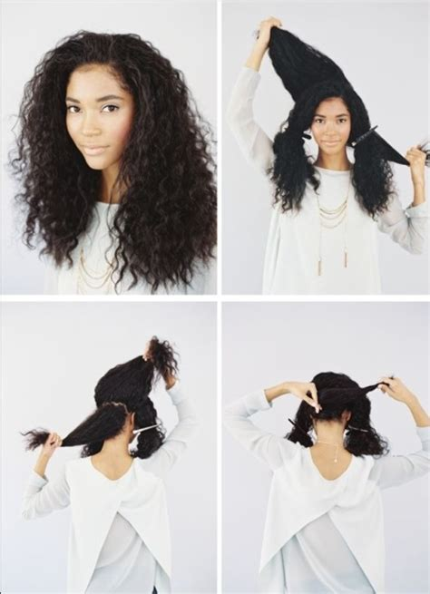 diy short haircuts for curly hair diy hair tumblr