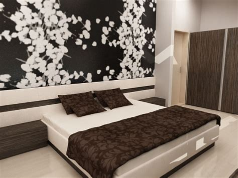 stencil home decor modern bedroom decorating ideas interior home design
