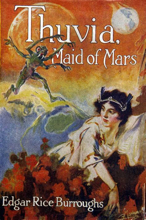 Thuvia Of Mars Barsoom 4 thuvia of mars
