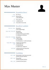Muster Lebenslauf Englisch 7 Lebenslauf Englisch Vorlage Transition Plan Templates