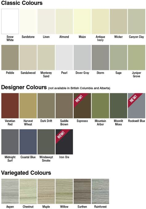 best 25 vinyl siding colors ideas on