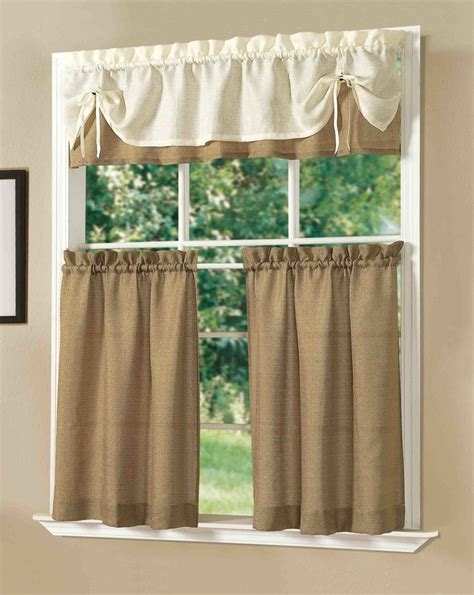 cafe kitchen curtain ideas kitchen curtain ideas for