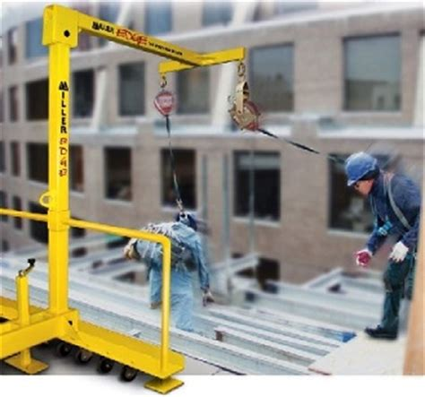 Miller Always Falls For Leading by Miller Honeywell 9081 9081 Leading Edge Fall Arrest