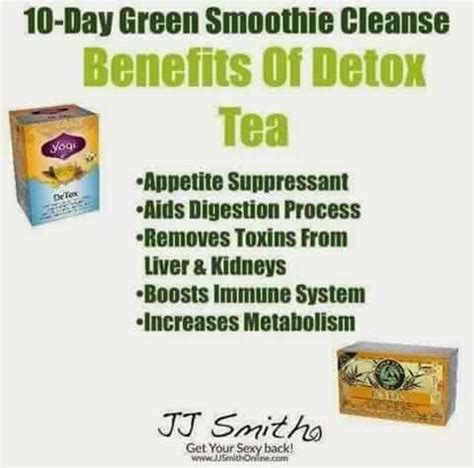 10 Day Sugar Detox Smoothie by 38 Best Images About Jj Smith S Green Smoothie Cleanse On