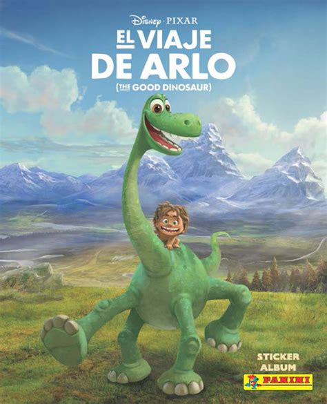 el viaje de arlo panini united kingdom the good dinosaur sticker collection