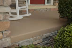 Concrete Patio Paint by Amusing Patio Concrete Paint Ideas Epoxy Coating For