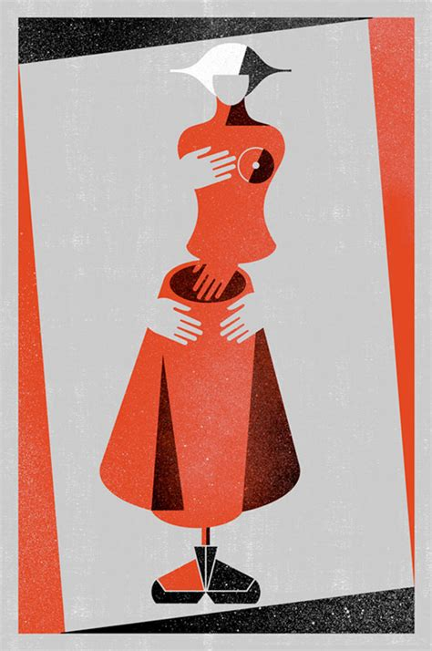 book illustrations by balbusso sisters for the handmaid s