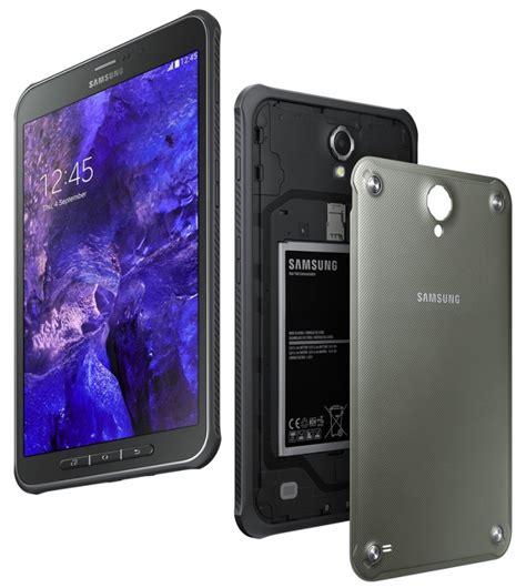 Samsung Galaxy Tab 4 Active samsung galaxy tab active ανθεκτικό και αδιάβροχο 8ιντσο tablet για business users ifa 2014