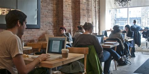 How To Setup A Home Office In A Small Space by Coworking Spaces For Your Small Business The Community