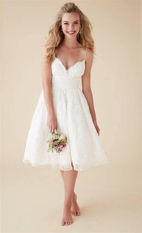 simple beach wedding dress wedding dress  short