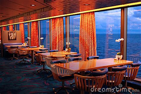 Cruise Ship Dining Room by Cruise Ship Dining Room Royalty Free Stock Photos Image