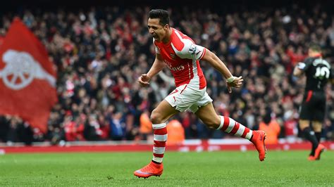 Alexis Sanchez Goal Liverpool | alexis sanchez arsenal liverpool 04042015 goal com