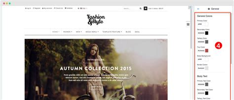 shopify changing themes how to change theme colors in shopify theme apollo themes