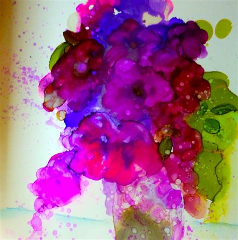 tutorial watercolor and ink alcohol ink tutorials watercolor pinterest