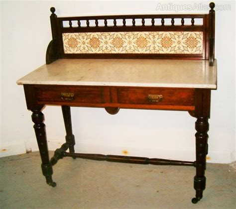 vintage marble topped washstand marble top washstand antiques atlas