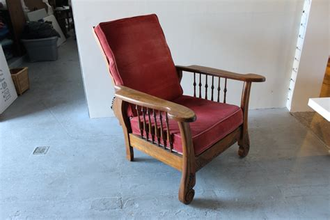 Antique Morris Recliner Chair by Antique Morris Reclining Chair Circa 1900s Haute Juice