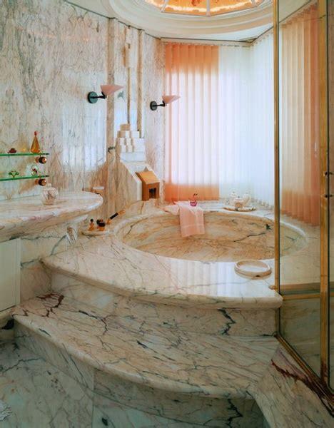 bagni classici in marmo bagno in marmo in rosa di portogallo duylinh for