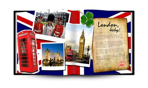 leaflet design in london quot hello london quot travel brochure on behance
