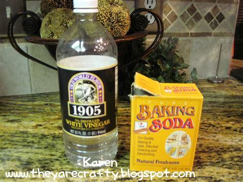 how to unclog a sink with baking soda and unclogging the sink tips pinterest