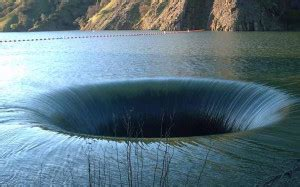 lake berryessa drain there s a hole in whiskeytown lake earl s plumbing