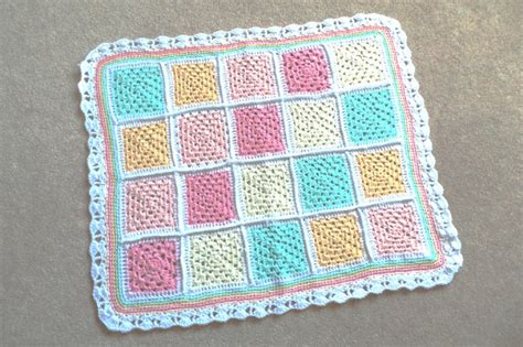 Baby Blankets Handmade - lauras all made up uk fashion lifestyle