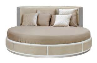 Luxury Filing Cabinets Gabriela Round Bed Contemporary Bedroom